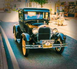Classic Ralley Oldtimer